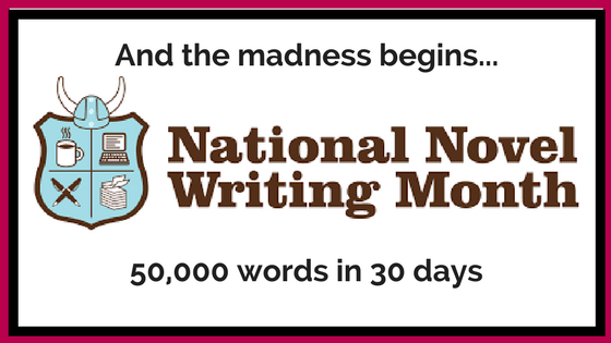 NaNoWriMo2017-the-madness-begins