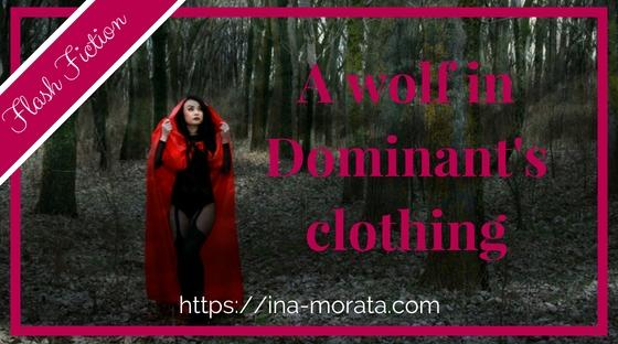 Erotic flash fiction by Ina Morata