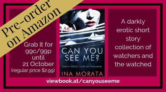Erotic stories of voyeurism by Ima Morata