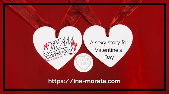 Dream come true short story by Ina Morata