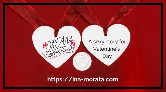 Dream come true short story by Ina Morata