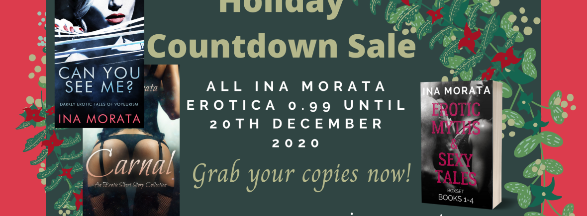 Erotica holidays sale